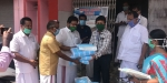 DISTRIBUTION OF MASKS AND PPE KITS 2020